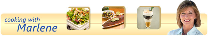 Cooking with Marlene Koch