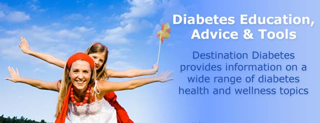 Diabetes Education, Advice and Tools