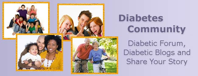 Join our Diabetes Community