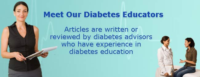 Meet our Diabetes Educators
