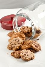 Better-For-You Chocolate Chip Cookies