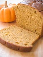 Granny's Whole Wheat Pumpkin Bread