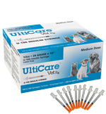 Shop for UltiCare Pet Diabetes Syringes at ADW Diabetes