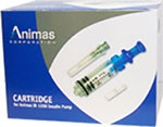 Animas IR 1200 series Insulin Pump Cartridge