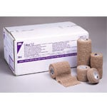 3M Coban Self Adherent Wrap 6in x 5 Yards Tan - Sold By Case 12/Each