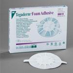3M Foam Adhesive Heel Design Dressing 5.5 x 5.5 Inch Box of 5 thumbnail