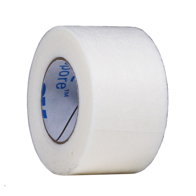3M Nexcare Micropore Paper Tape 1in x 10yd #530P1