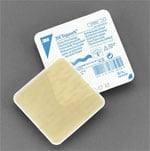 3M Tegaderm Hydrocolloid Wound Dressing 4in x 4in - Sold By Box 5