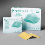 3M Tegaderm Ag Mesh Dressing With Silver 2in x 2in - Sold By Box 5