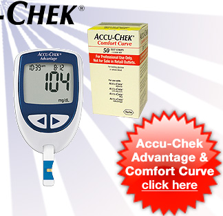 Shop All Accu-Chek Comfort Curve
