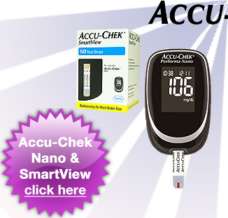 Shop All Accu-Chek Nano & Smartview