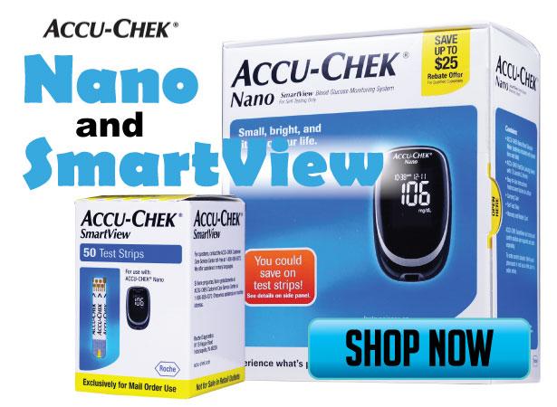 Accu-Chek Nano and Smartview