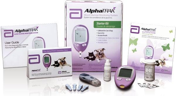 Buy Alphatrak 2 Veterinary Blood Glucose Monitoring