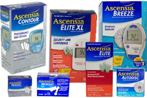 Ascensia Diabetes Products