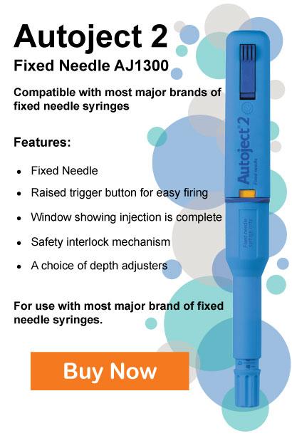 Autoject 2 - Fixed Needle