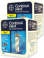 Bayer Contour NEXT Test Strips 100/bx $ 58.88