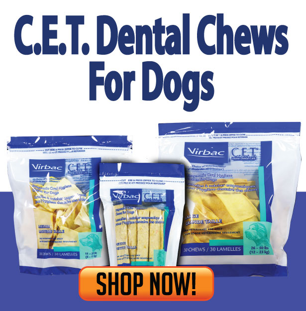 Shop All C.E.T. Chews for Dogs