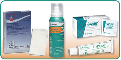 ConvaTec Wound Care Products
