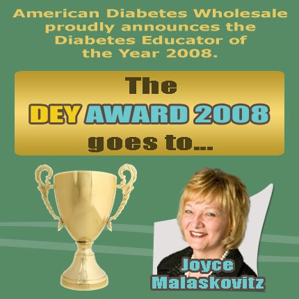 Diabetes Educator of the Year - Winner