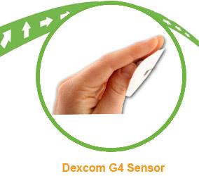 Dexcom G4 Sensor