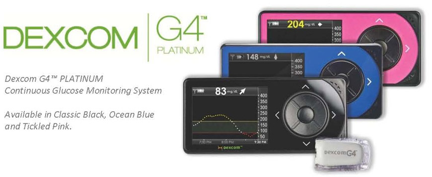 Dexcom G4 Platinum CGM at American Diabetes Wholesale