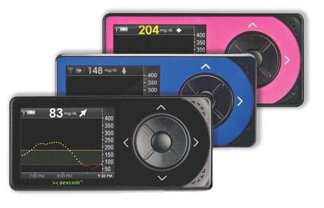 Dexcom G4 Platinum Receiver Kit Black $ 500.00