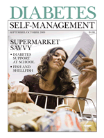 Diabetes Self-Management One Year Subscription (6 Issues)