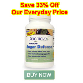 Diachieve Sugar Defense 90/btl