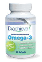 Diachieve Dietary Supplement Omega-3