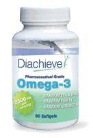 Diachieve Omega-3 Softgels
