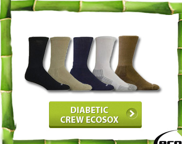 Shop All Diabetic Crew Ecosox