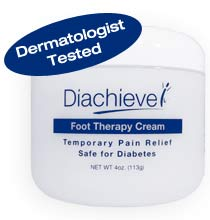 Diachieve Foot Cream
