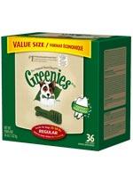 GREENIES Dental Chews Value Size Tub 36oz Regular $ 27.99