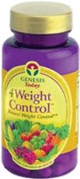 Genesis Today - 4Weight Control - Natural Weight Contorl - 60 Capsules