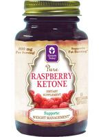 Genesis Today Pure Raspberry Ketone Supplement 800mg 60/btl $ 19.19