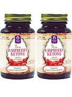 Genesis Today Pure Raspberry Ketone Supplement 800mg 60/btl 2-Pack $ 38.38