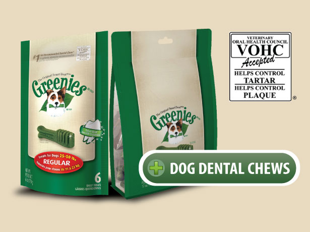 Greenies Dog Dental Chews
