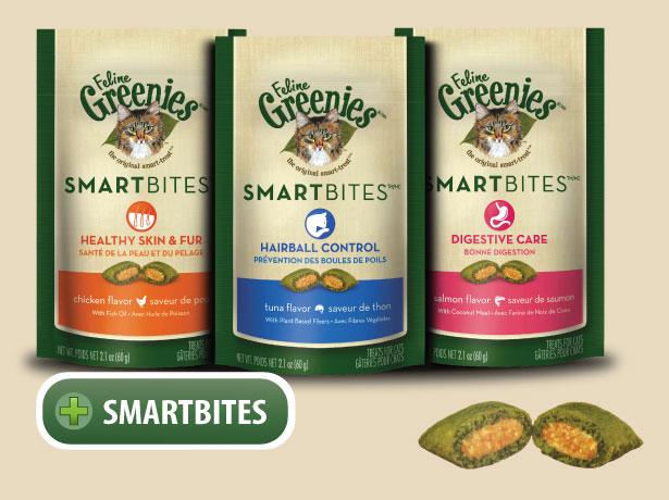Greenies SmartBites