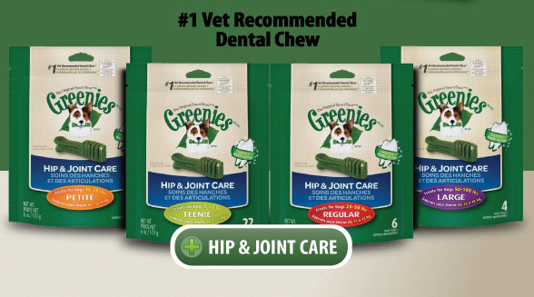 Greenies Hip and Joint Care