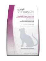 Iams Veterinary Formula Feline Glucose & Weight Control Plus 5.5lb bag