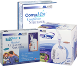 Mabis Nebulizer Kits
