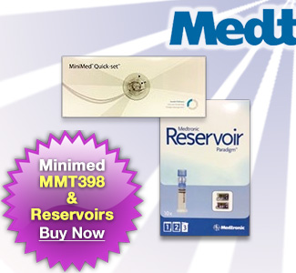 Minimed MMT 398 and Reservoirs, buy now