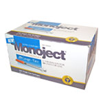 Shop for Monoject insulin syringes at ADW Diabetes