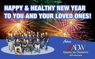 Best of 2010 & Best Wishes for 2011 - from ADW Diabetes