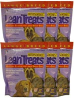 Nutrisentials Lean Treats For Large Dogs 10oz Bag Pack of 6 $ 22.06