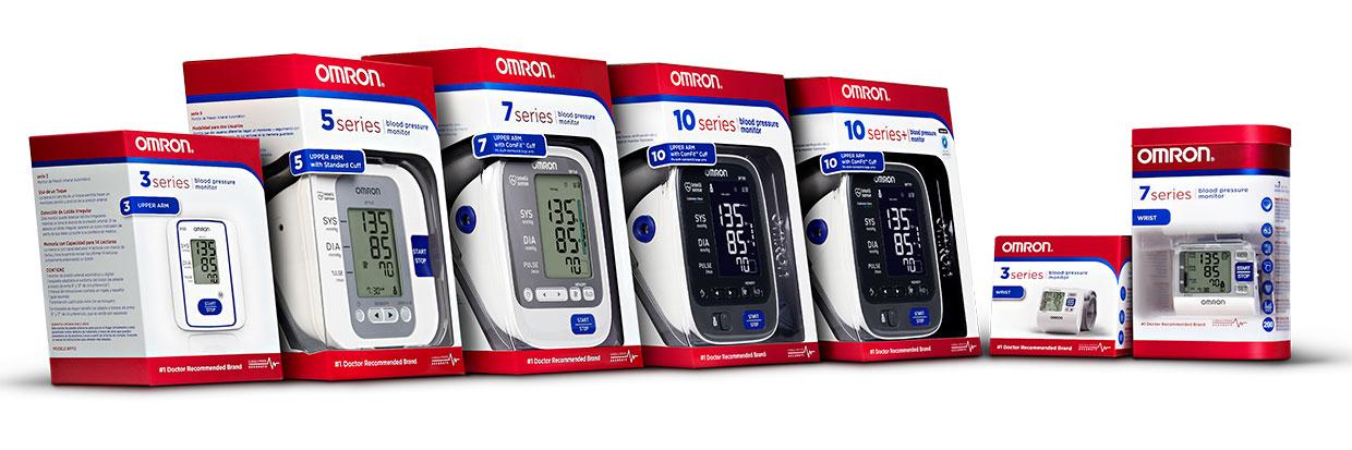 NEW 2011 OMRON BLOOD PRESSURE MONITORS From ADW Diabetes