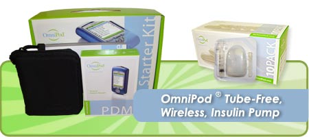 Tube-Free, Wireless, Insulin Pump