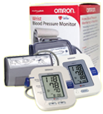 Shop for Omron personal blood pressure monitors at ADW Diabetes