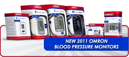 View All Omron Blood Pressure Monitors
