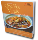 One Pot Meals for People with Diabetes - 2nd Edition